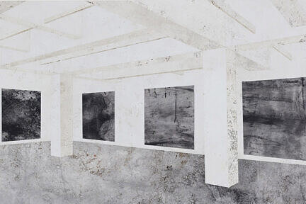 Artist —Daniel Senise