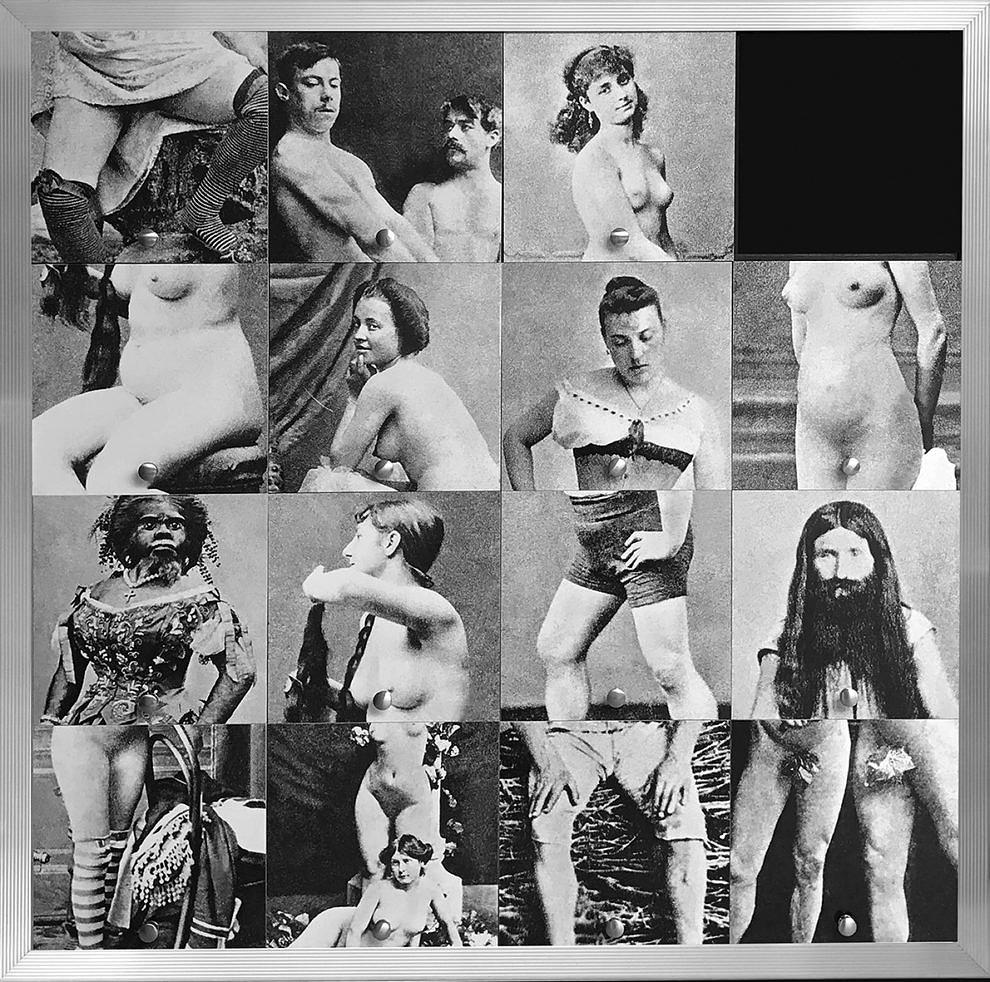 Puzzle, 1965