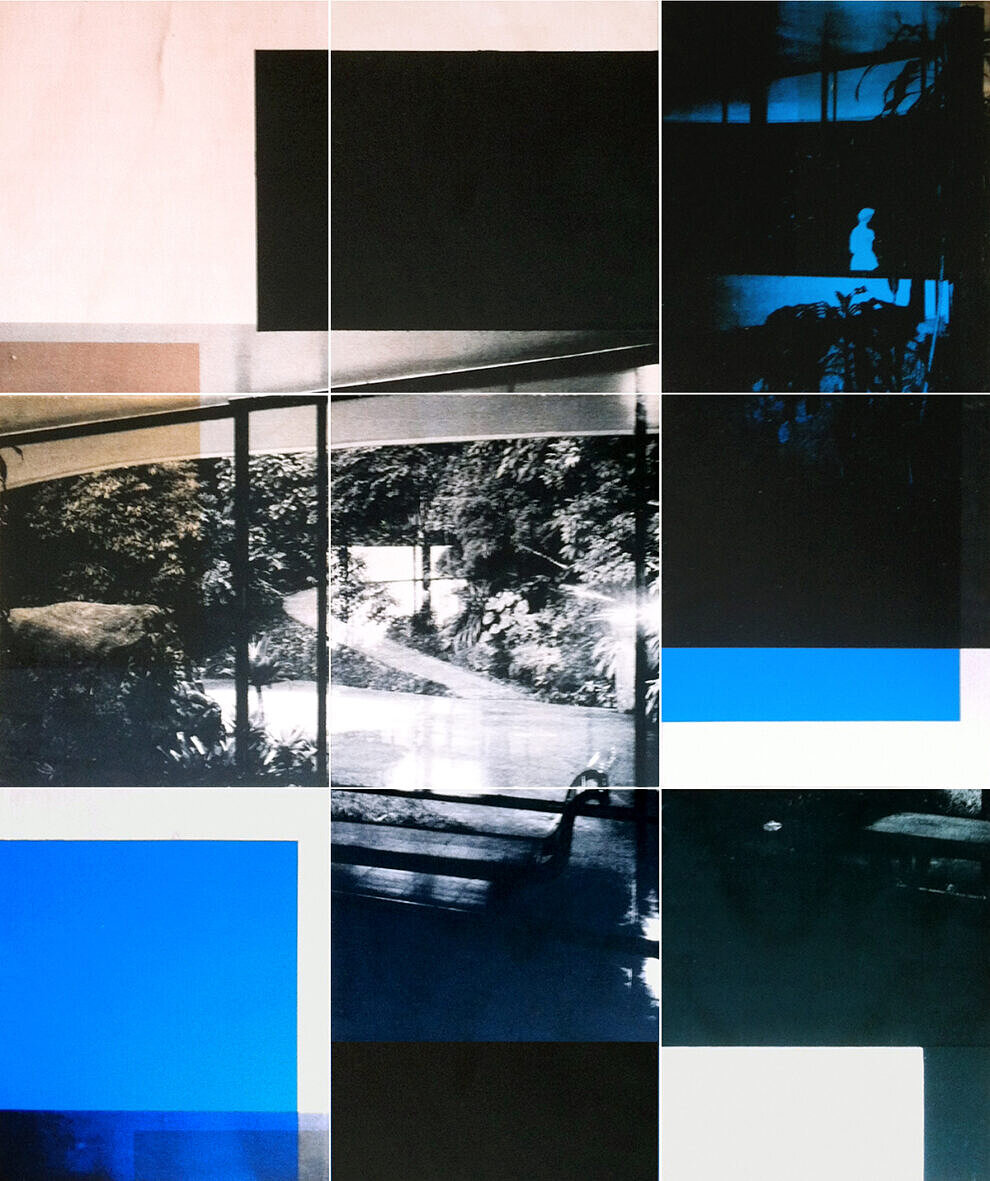 Untitled from the series Deconstructing Niemeyer, 2013