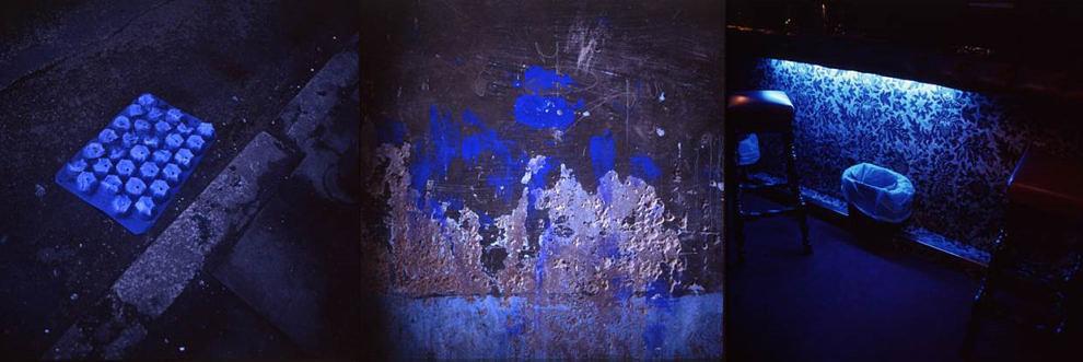 Três azuis madrilenhos, 1993 - 2017