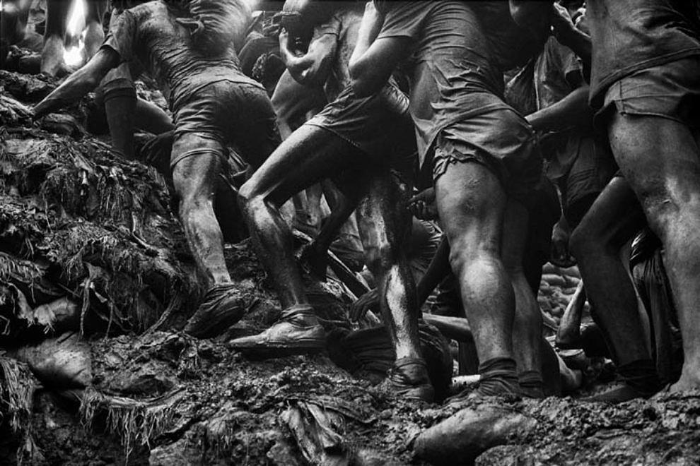 Gold mine (Serra Pelada, Brazil), 1986