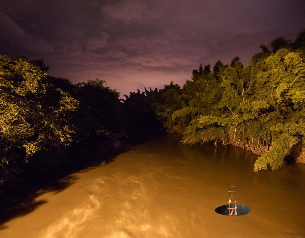 Rio das Mortes 12 Série Sumidouro, 2016