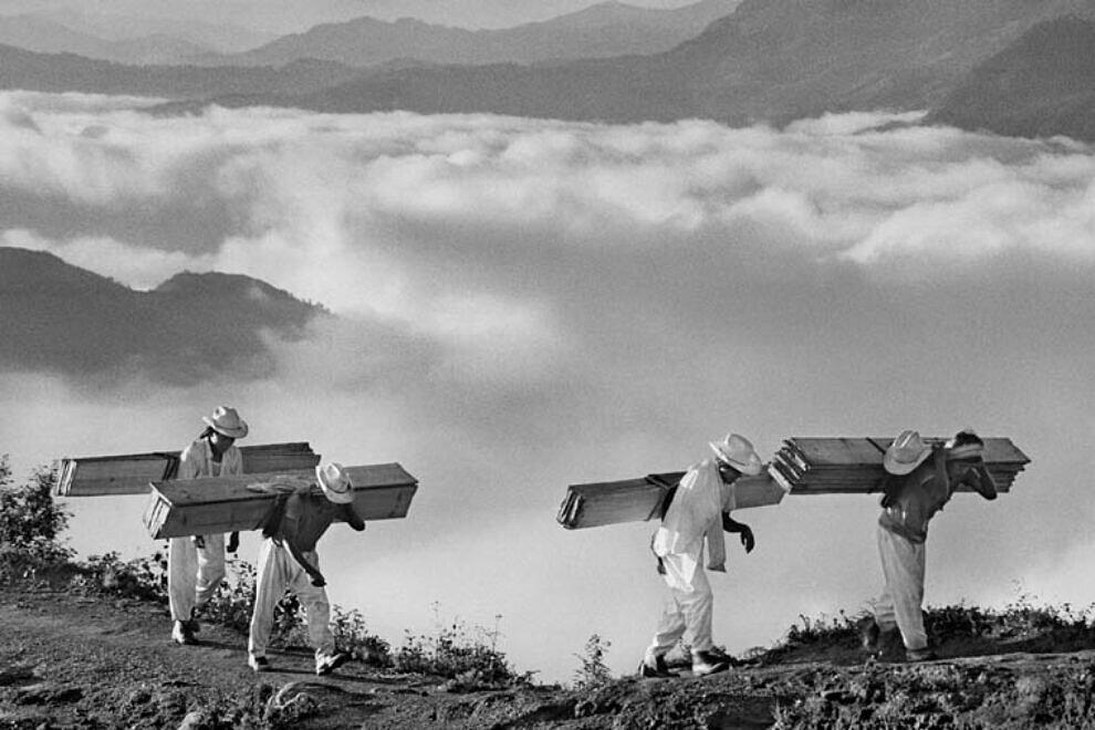 Tribo Mixe de Oaxaca, 1980