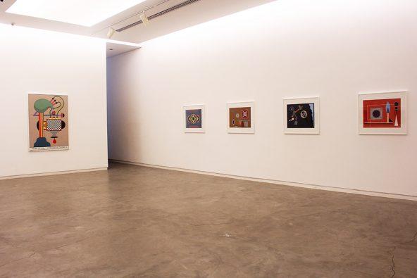 Exposição —Roberto Magalhães