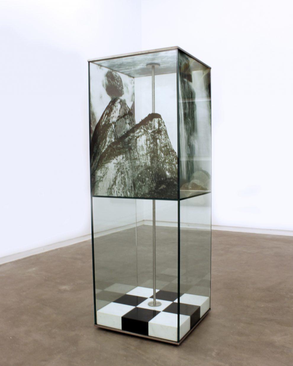 Vitrine 1 (from the series Paisagens Perdidas), 2008
