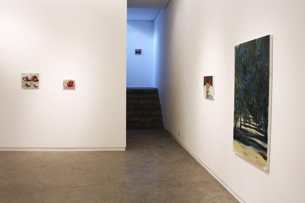 Vista da exposição Paisagem com Casinha 5, 2021