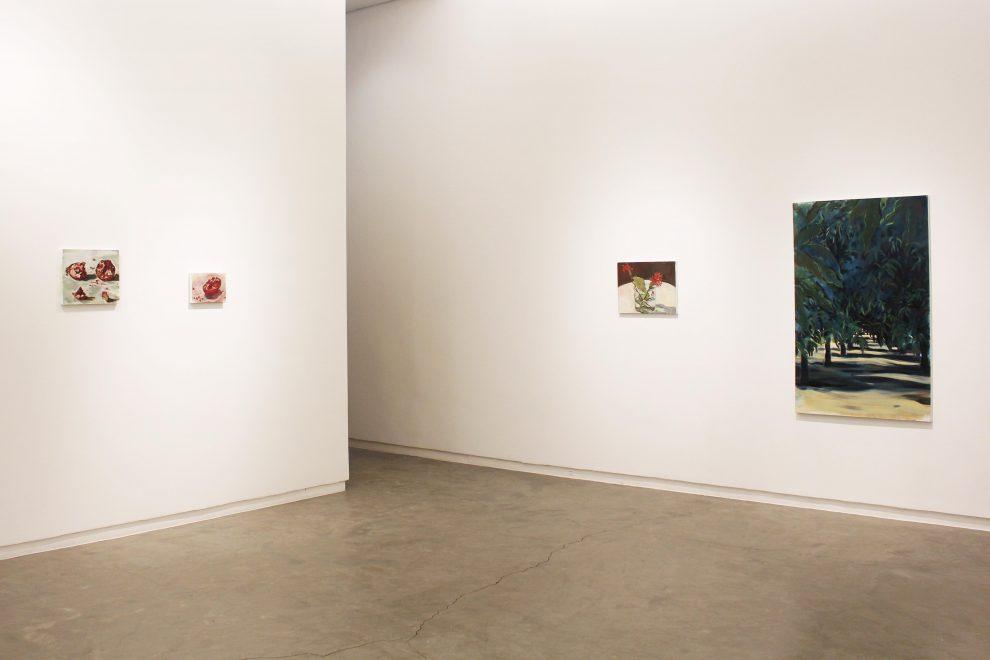 Vista da exposição Paisagem com Casinha 3, 2021